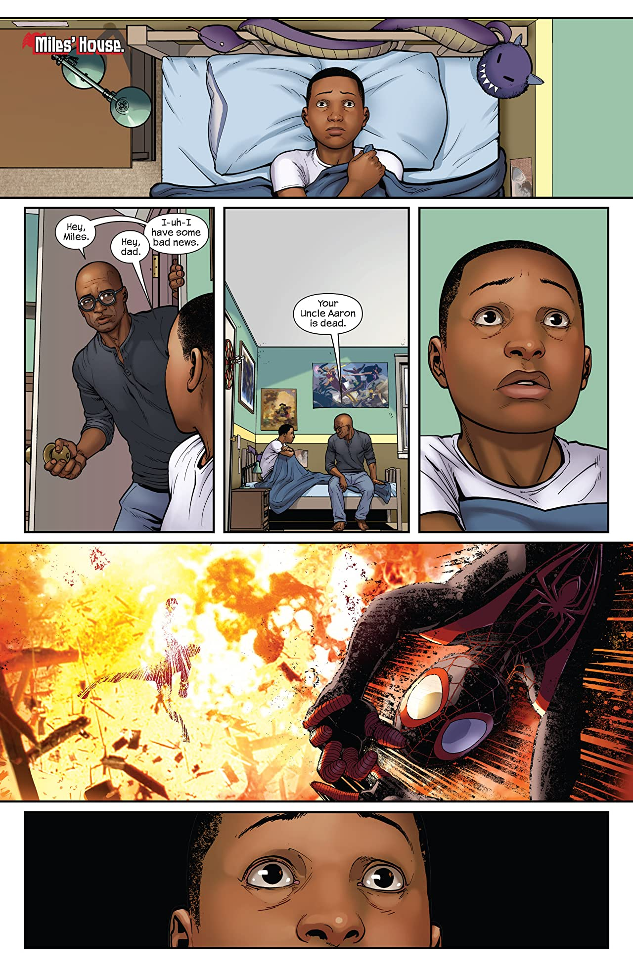 Ultimate Comics Spider-Man (2011-2013) #13