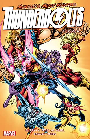Thunderbolts Classic Tome 3