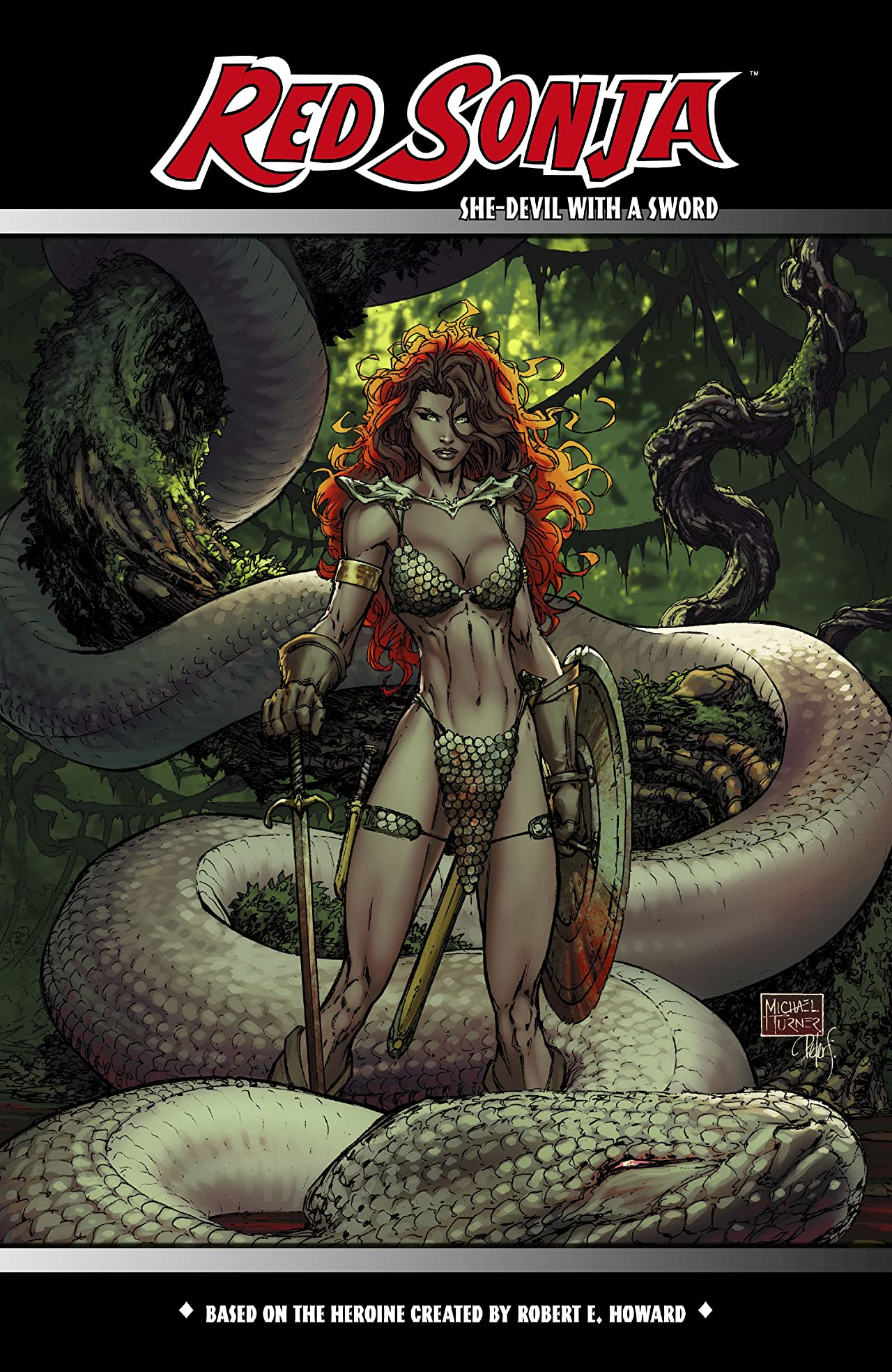 Red Sonja: She-Devil With a Sword Vol. 1