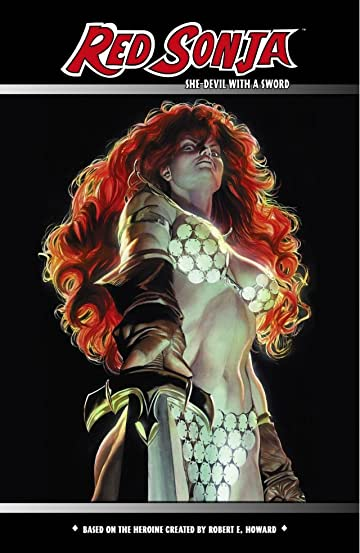Red Sonja: She-Devil With a Sword Tome 1
