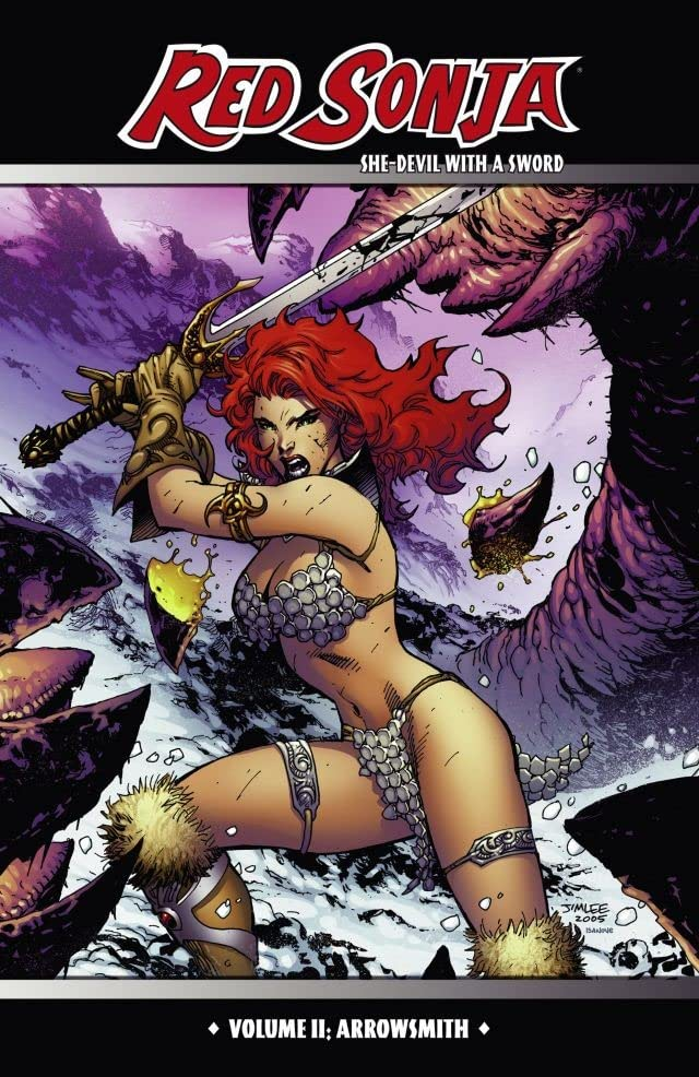 Red Sonja: She-Devil With a Sword Tome 2: Arrowsmith