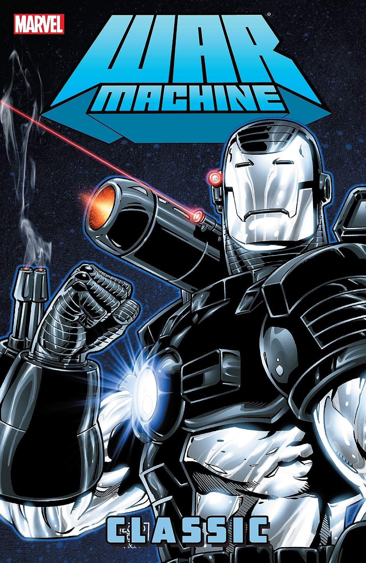 War Machine Classic Vol. 1