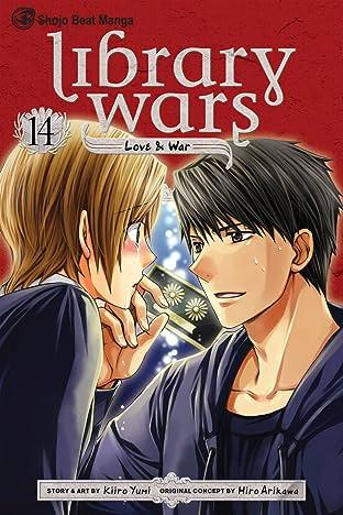 Library Wars: Love & War Vol. 14