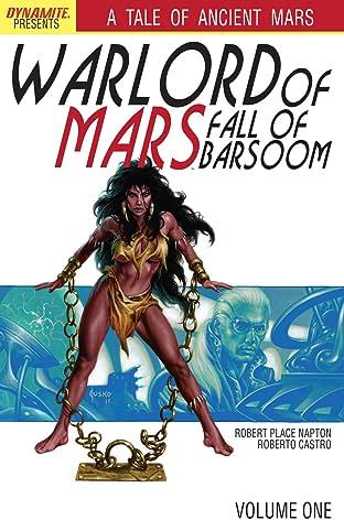 Warlord of Mars: Fall of Barsoom Vol. 1: Collection