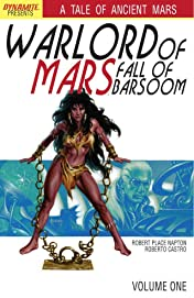 Warlord of Mars: Fall of Barsoom Vol. 1: Collection