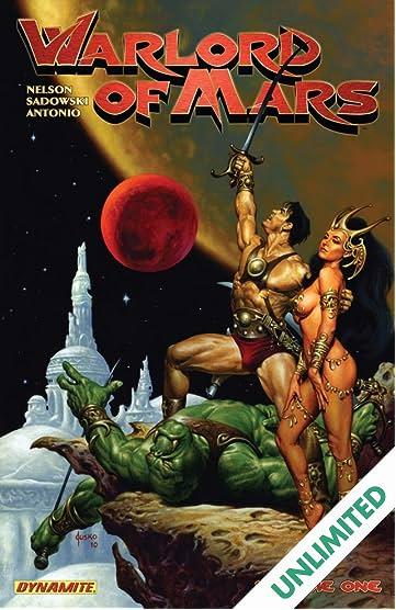 Warlord of Mars Vol. 1