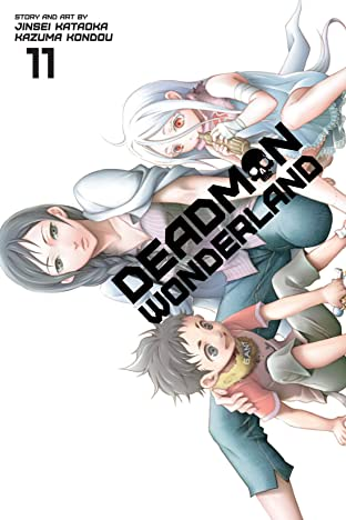 Deadman Wonderland Vol. 11