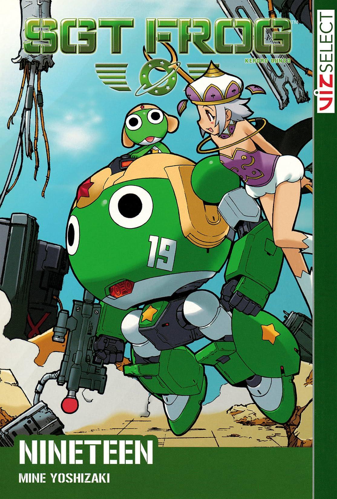 Sgt. Frog Vol. 19