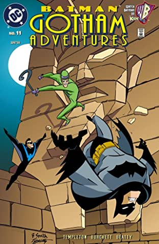 Batman: Gotham Adventures #11