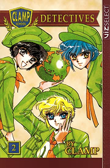 Clamp School Detectives Vol. 2