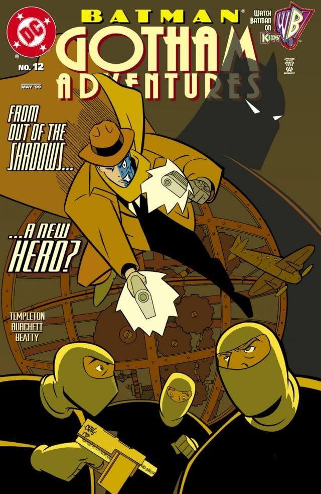 Batman: Gotham Adventures #12