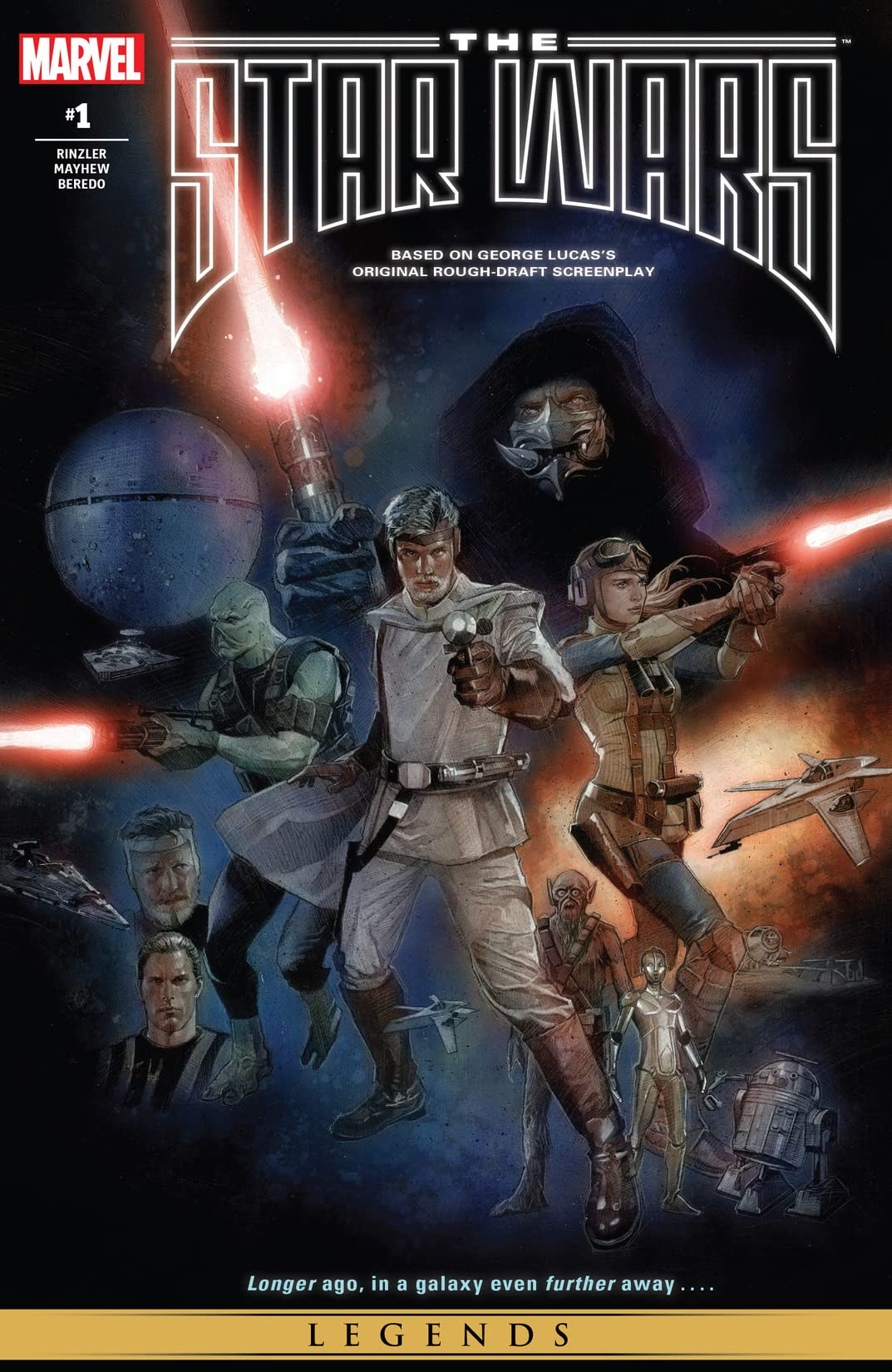 The Star Wars (2013-2014) #1