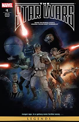 The Star Wars (2013-2014) #1