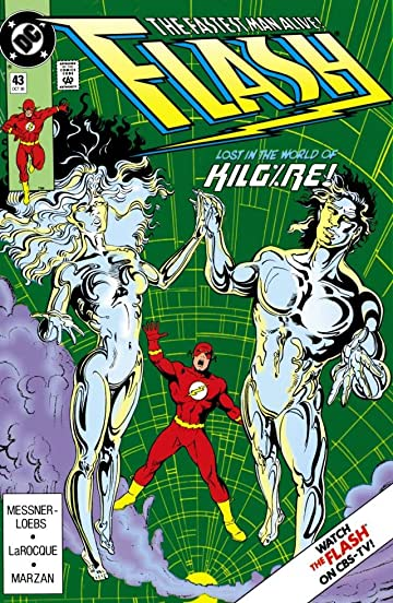 The Flash (1987-2009) #43