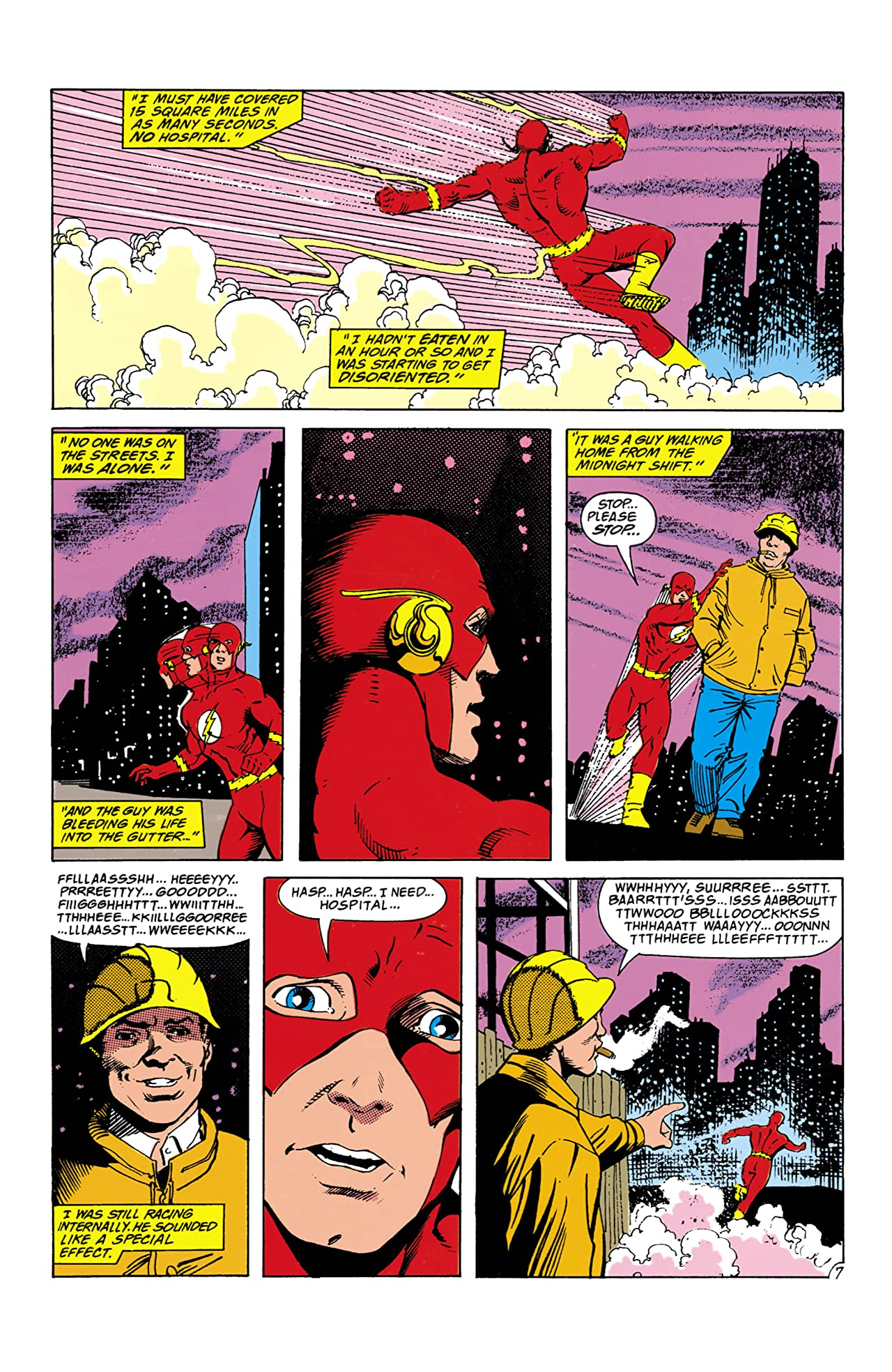 The Flash (1987-2009) #44
