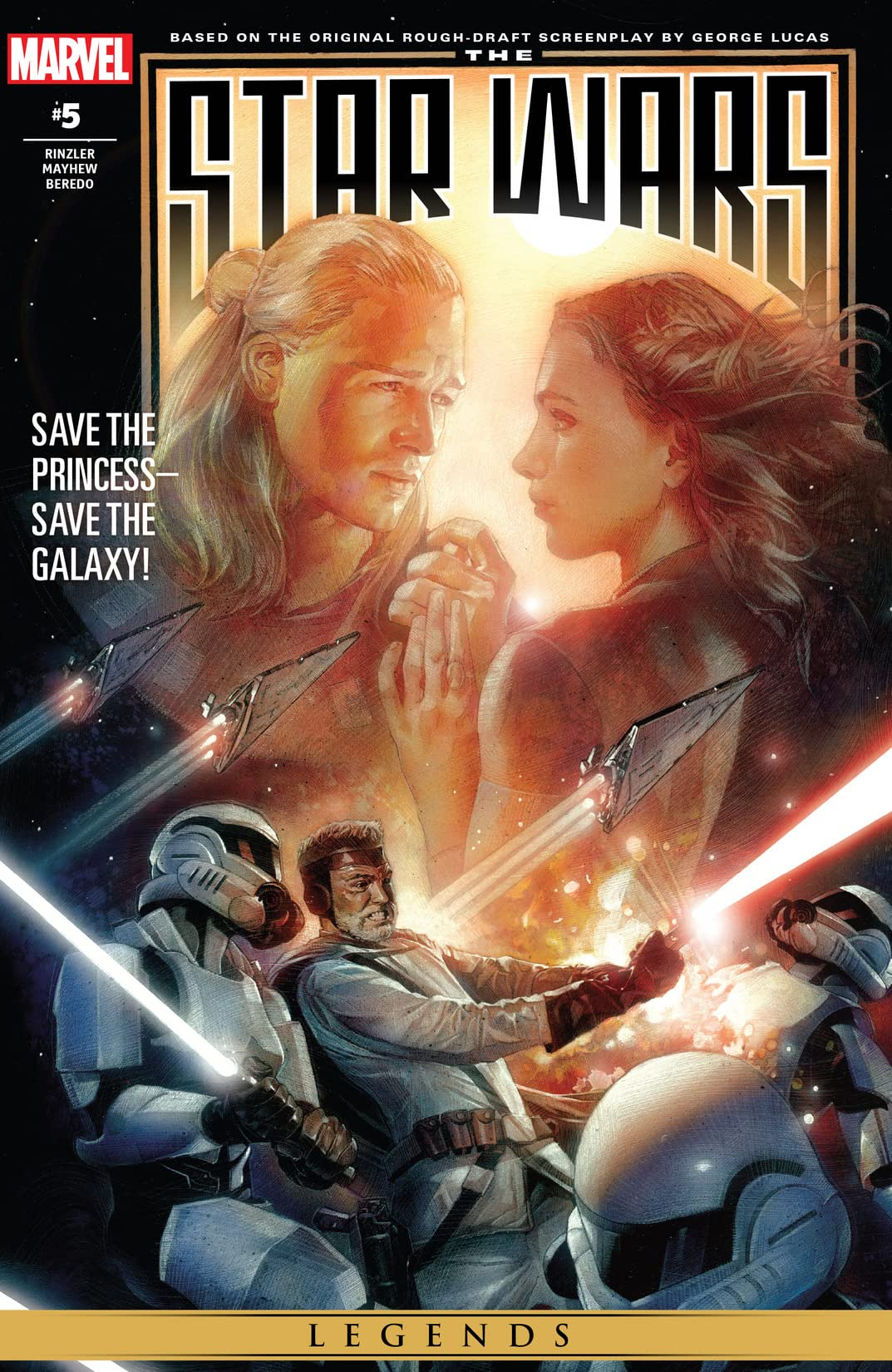 The Star Wars (2013-2014) #5