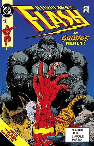 The Flash (1987-2009) #45