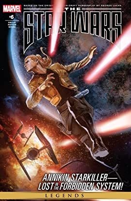 The Star Wars (2013-2014) #6
