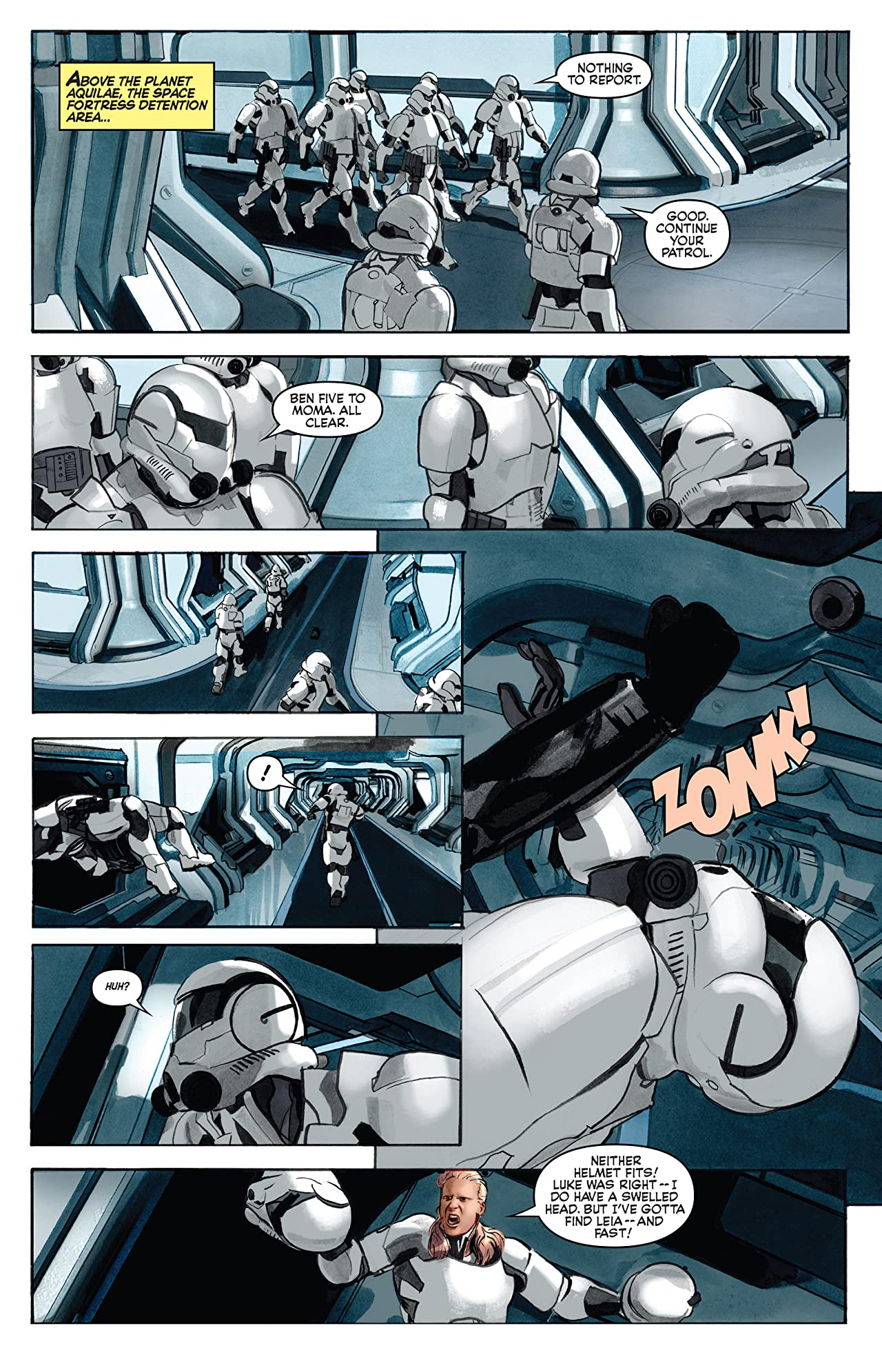 The Star Wars (2013-2014) #8