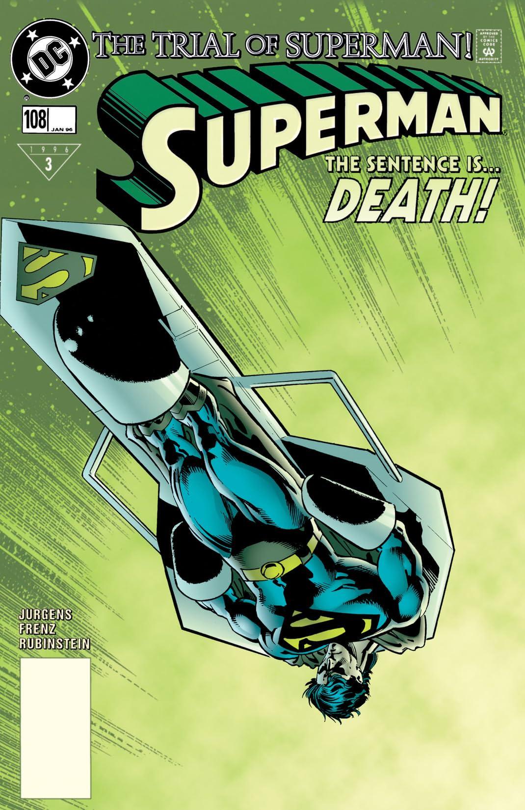 Superman (1987-2006) #108