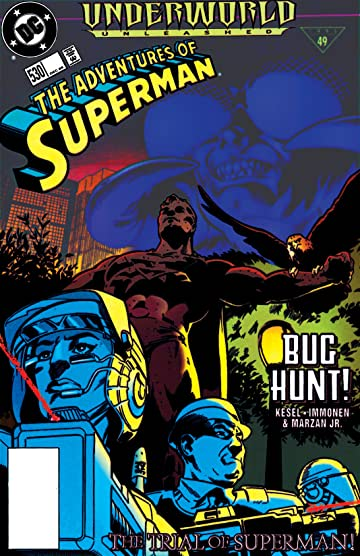 Adventures of Superman (1986-2006) #530