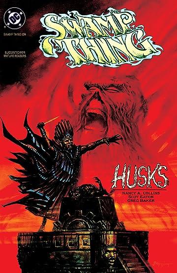 Swamp Thing (1982-1996) #124