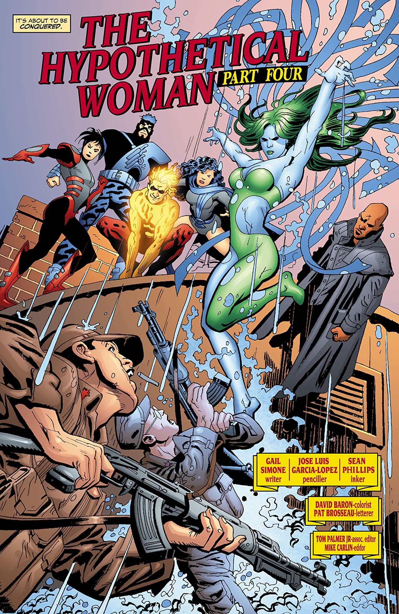 JLA: Classified #19
