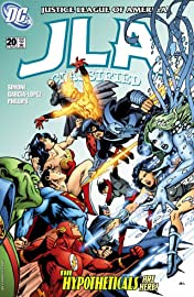 JLA: Classified #20