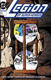 Legion of Super-Heroes (1989-2000) #5