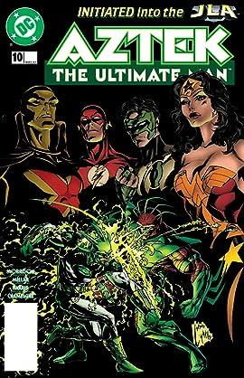 Aztek: The Ultimate Man (1996-1997) #10