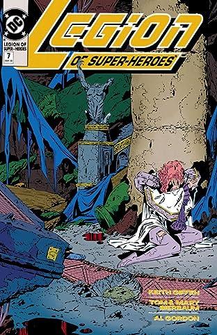 Legion of Super-Heroes (1989-2000) No.7