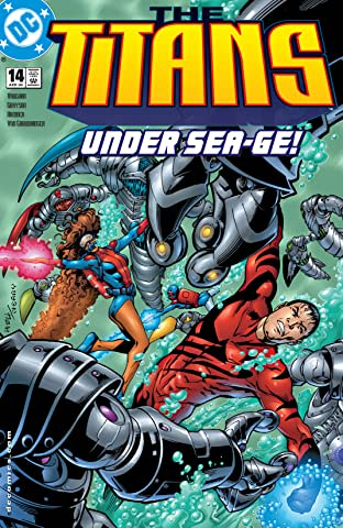 The Titans (1999-2003) #14