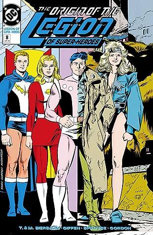 Legion of Super-Heroes (1989-2000) No.8