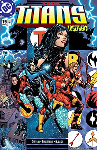 The Titans (1999-2003) #15