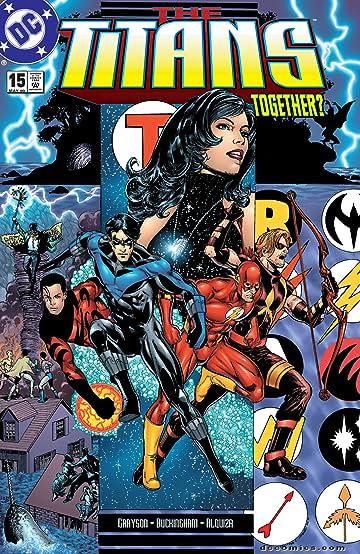 The Titans (1999-2003) #15