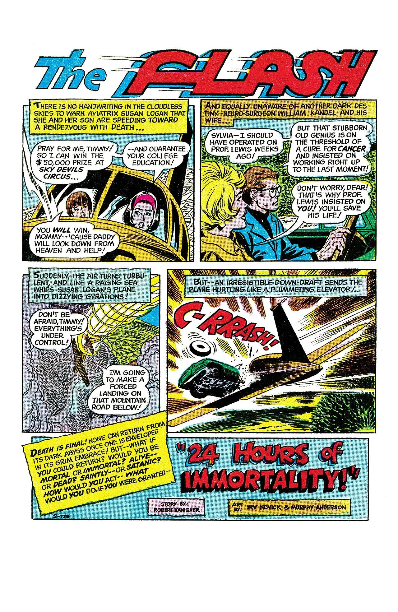 The Flash (1959-1985) #206
