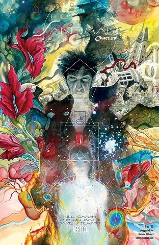 The Sandman: Overture (2013-2015) No.6 (sur 6)