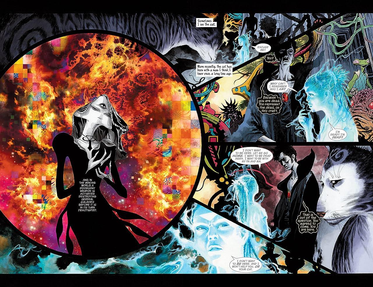The Sandman: Overture (2013-2015) #6 (of 6)