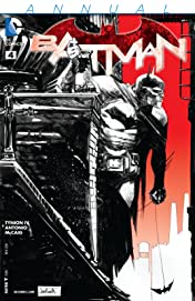 Batman (2011-2016): Annual #4
