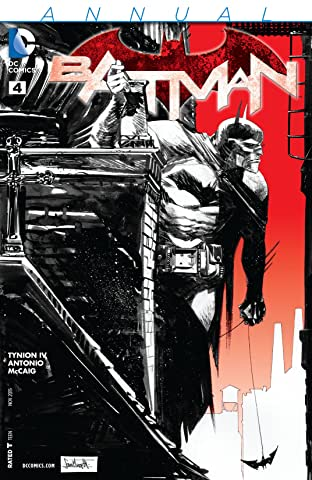 Batman (2011-) #4: Annual
