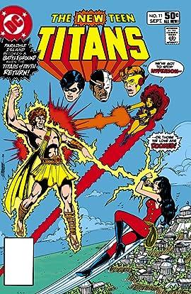 New Teen Titans (1980-1988) #11