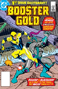 Booster Gold (1986-1988) No.1