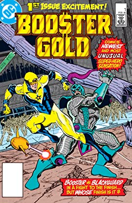Booster Gold (1986-1988) #1