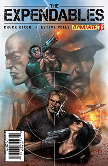 The Expendables #1 (of 4)