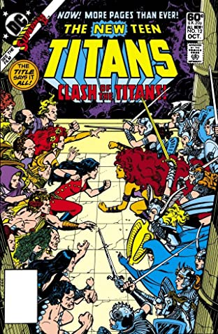 New Teen Titans (1980-1988) #12