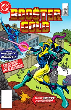 Booster Gold (1986-1988) No.2