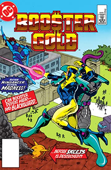 Booster Gold (1986-1988) #2