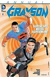 Grayson (2014-2016): Annual #2