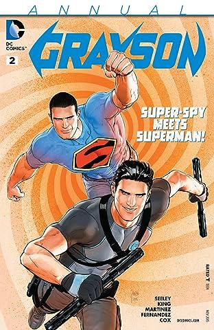Grayson (2014-) #2: Annual