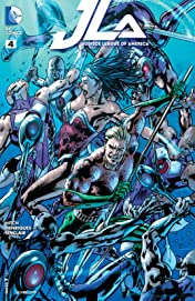 Justice League of America (2015-2016) #4